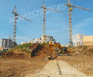 ЖК «Восточный»: ход строительства корпуса №13