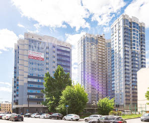 МФК «Небо Москвы»: ход строительства