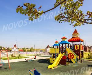 Малоэтажный ЖК «Середниково Парк»: ход строительства