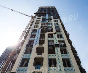 ЖК VAVILOVE: ход строительства
