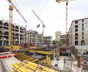 ЖК «Серебряный парк»: ход строительства