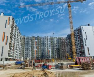 ЖК «Life-Лесная»: ход строительства