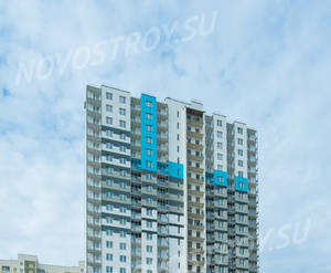 ЖК «Новая Охта»: ход строительства дома №1