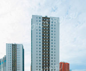 ЖК «Новая Охта»: ход строительства дома №3