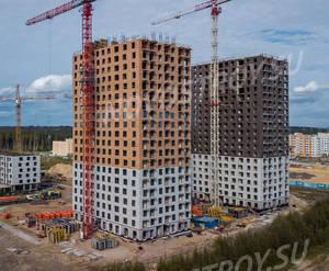 ЖК «Орловский парк»: ход строительства корпуса №3А