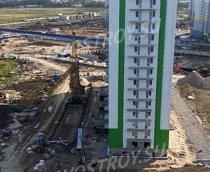 ЖК «Ветер перемен»: ход строительства 2 очереди из группы дольщиков
