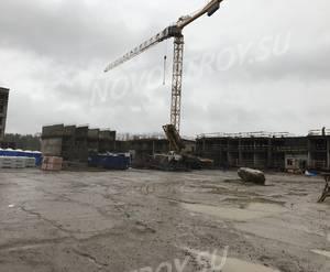 Малоэтажный ЖК «Новое Сертолово»: ход строительства 2 очереди