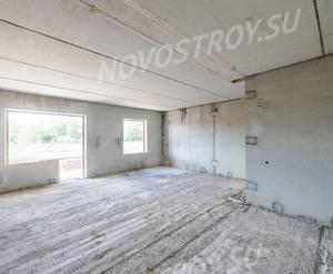 Малоэтажный ЖК «Финский городок Юттери»: ход строительства корпуса №9 из группы застройщика