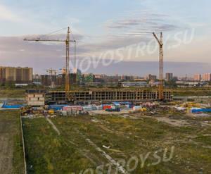 ЖК ЦДС «Московский»: ход строительства корпуса №2
