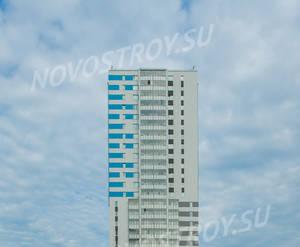 ЖК «Цветной город»: ход строительства дома №1
