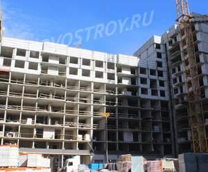 ЖК «Испанские кварталы»: ход строительства дома №8.1