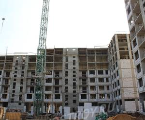 ЖК «Испанские кварталы»: ход строительства дома №9.1