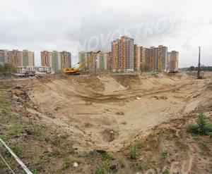 ЖК «Томилино 2018»: ход строительства корпуса №7