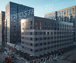ЖК «ЗИЛАРТ»: ход строительства дома №4