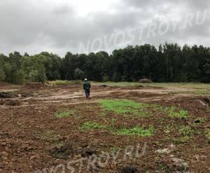 ЖК «Скандинавия»: ход строительства дома №15.1
