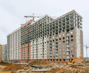 ЖК «Пригород.Лесное»: ход строительства корпуса №22