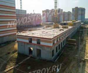 ЖК «Восточное Бутово»: ход строительства корпуса №7.2