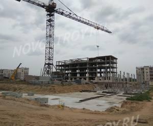 Малоэтажный ЖК «Новое Бисерово 2»: ход строительства дома №9