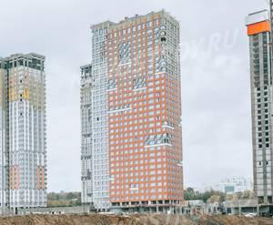 МФК «Спутник»: ход строительства корпуса №1