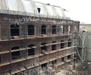 МФК «Резиденции архитекторов»: ход строительства корпуса №13
