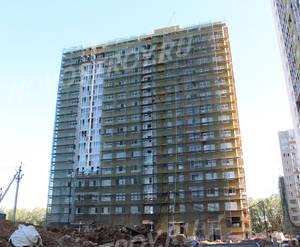 ЖК «Белые ночи»: ход строительства дома №1.1