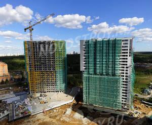 ЖК «Новая Звезда» (Газопровод): ход строительства корпуса №5,6