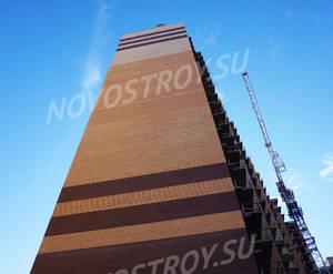 ЖК «Новый Оккервиль»: ход строительства 6 очереди
