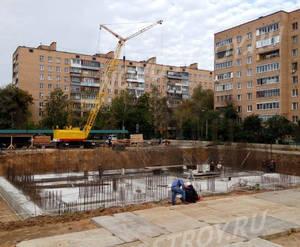 ЖК «Отрадный»: ход строительства корпуса №9