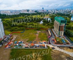 МФК «Neopark»: ход строительства