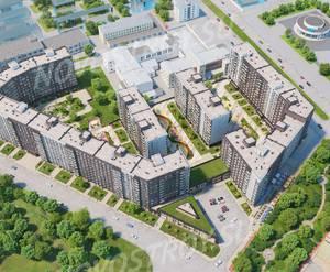 Проект Ligovsky City: визуализация