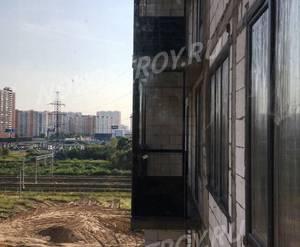 ЖК «Две столицы»: ход строительства корпуса №17