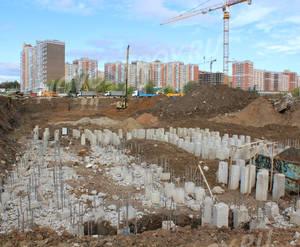 ЖК «Москва А101»: ход строительства дома №20.4