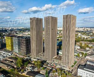 МФК «Савеловский Сити»: ход строительства