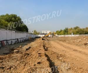 ЖК «Fresh»: ход строительства корпуса №1-2