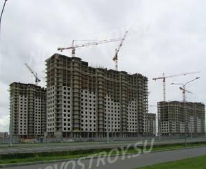 ЖК «Огни залива»: ход строительства корпуса №15