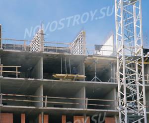 ЖК «Полис на Неве»: ход строительства дома №1