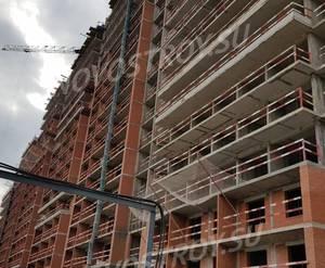 ЖК «Триумф Парк»: ход строительства 5 очереди