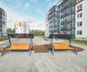 ЖК «Gröna Lund»: ход строительства 5 очереди