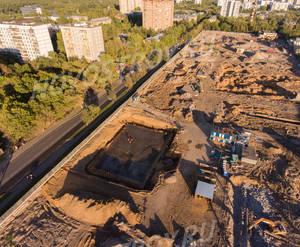 ЖК «Михайловский парк»: ход строительства корпуса №3,4