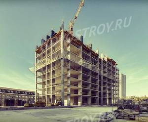 ЖК «Береговой» (Филёвский парк): ход строительства