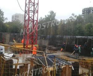 ЖК «Зеленоград Сити»: ход строительства корпуса №326