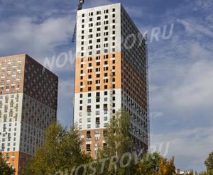 ЖК «Митино Парк»: ход строительства корпуса №2