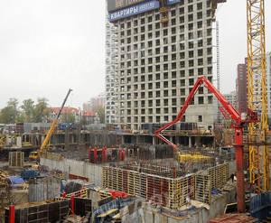 ЖК «Wellton Park»: ход строительства корпуса №11.3
