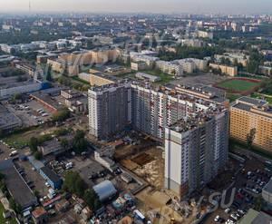 ЖК «Дом на Обручевых»: ход строительства