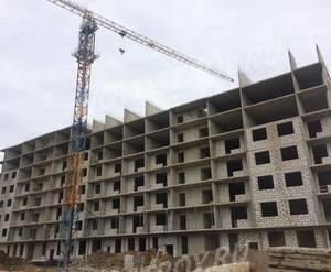 ЖК «Альфа Центавра»: ход строительства корпуса Дельта