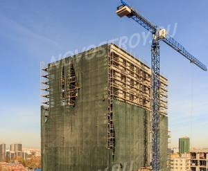 ЖК «Life-Кутузовский»: ход строительства корпуса №2