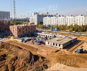ЖК «Ясеневая 14»: ход строительства корпуса №3