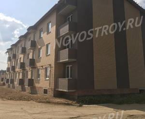 Малоэтажный ЖК «Борисоглебское»: ход строительства корпуса №35
