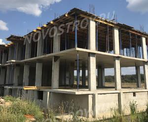 Малоэтажный ЖК «Борисоглебское»: ход строительства корпуса №37