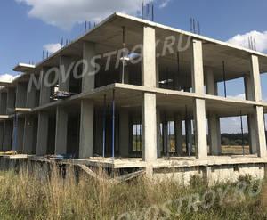 Малоэтажный ЖК «Борисоглебское»: ход строительства корпуса №38